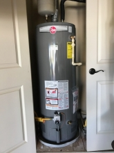 Same Day Water Heater Replacement in Flower Mound, Texas,