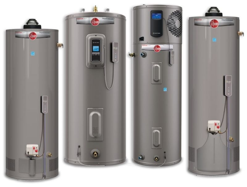 Rheem Professional Prestige Water Heaters